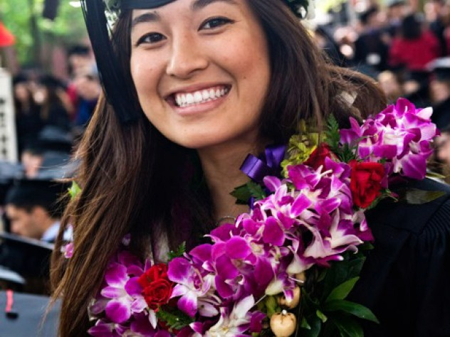 Kelsi Chan, of Mather House and Honolulu