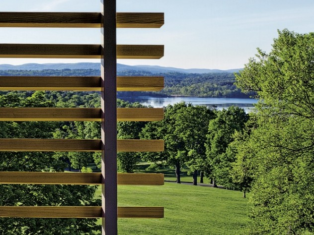 Kripalu guest rooms offer stunning views