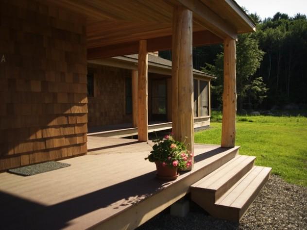 Iconic New England style gives Nubanusit village feel