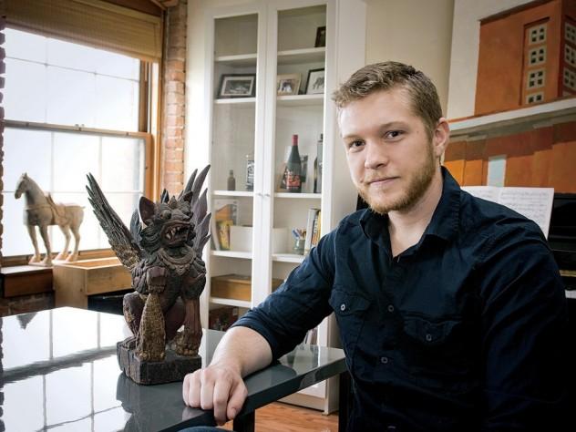 Video Game Designer Scott Duquette Of 38 Studios Harvard Magazine