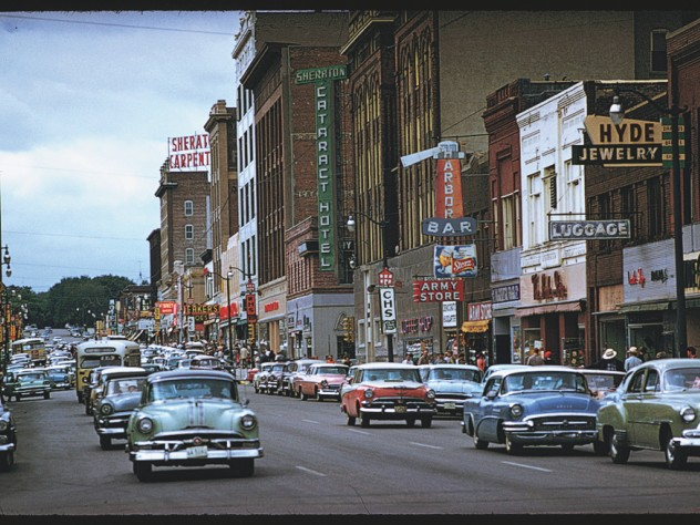 Sioux City Car Show