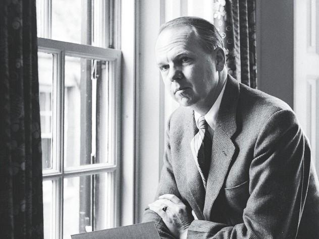 Professor Brower, reader, 1957