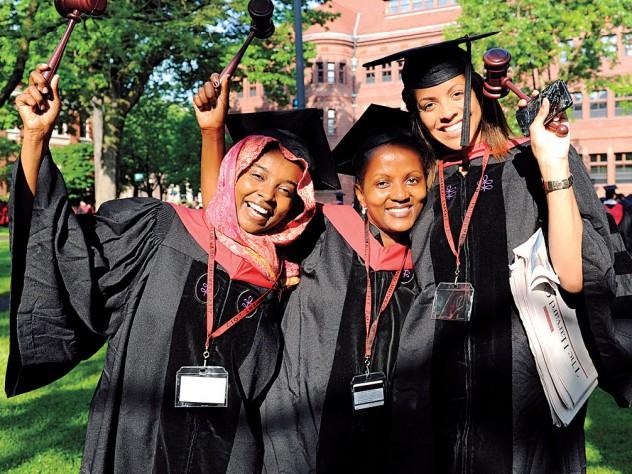 Legal scholars Salwa Mohamed Saleh, Flora Maina Amwayi, and Sasha-Anaïs Sharif