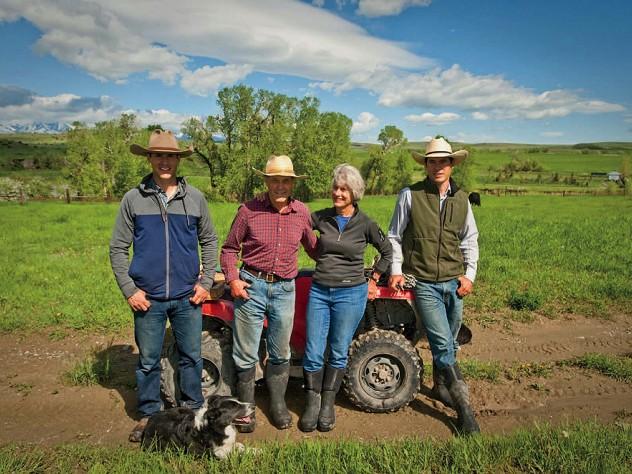 Blake Family Ranch and Nursery | Harvard Magazine