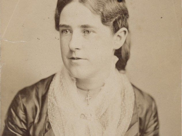 Mary Whitall Smith, 1882