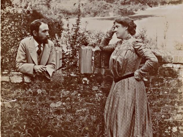 Bernard and Mary, 1901