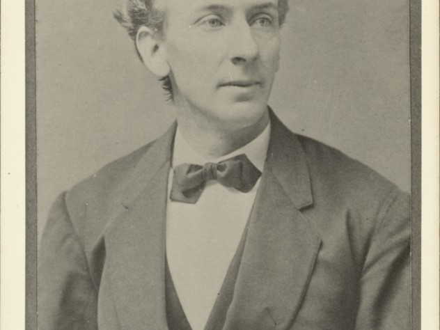James Henry Blake as a young man