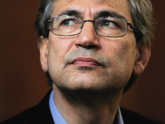 Nobel laureate Orhan Pamuk delivers the Norton Lectures.