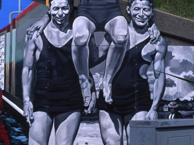 Detail for <i>Mystic River Mural</i>