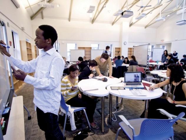 Innovative Computer Classroom ~ Harry lewis on the genesis of cs an innovative
