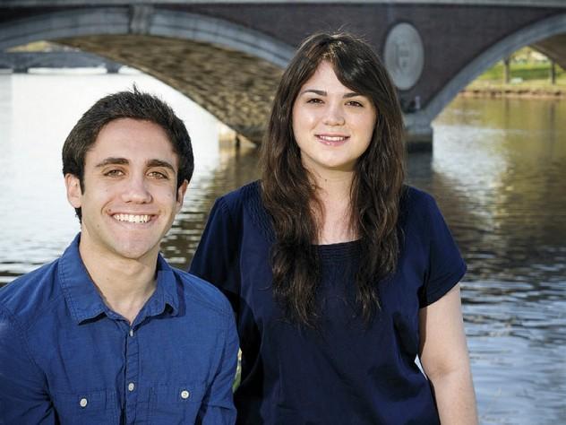 Noah Pisner and Jessica C. Salley