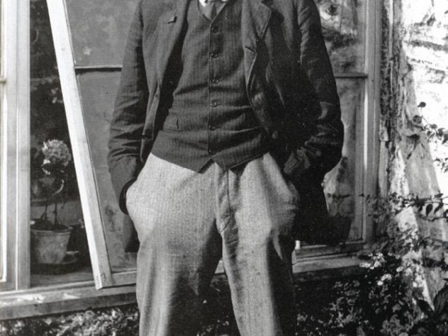 James Joyce, Dublin, 1904, from <i>The Most Dangerous Book</i>