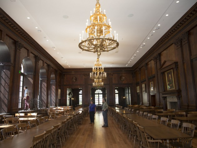 Photo of Dunster dining hall