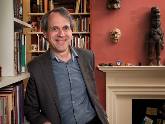Photograph of David Damrosch
