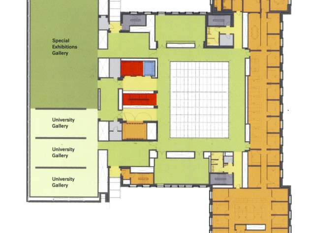 "Level 3 - View <a href=""http://harvardmagazine.com/sites/default/files/img/article/0913/Level3sm.jpg"">larger floor plan</a>"