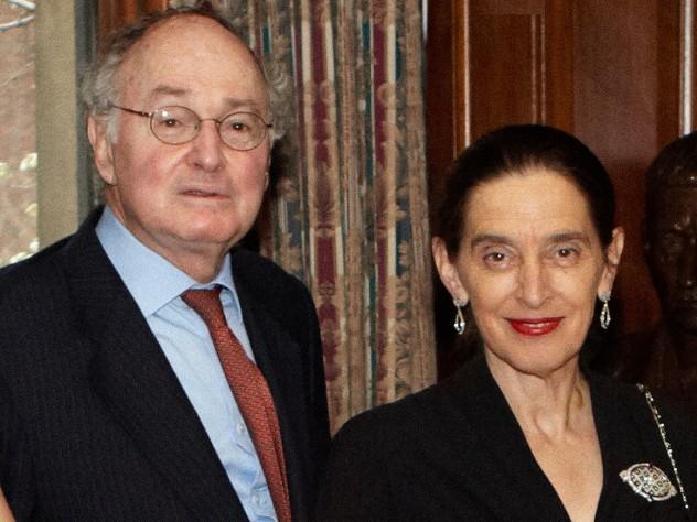 Richard and Ronay Menschel