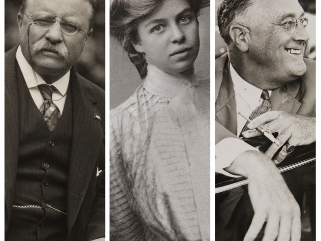 Theodore, Eleanor, and Franklin Roosevelt are the subjects of a new miniseries by Ken Burns.