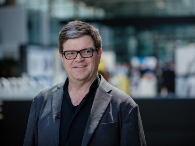 Photograph of Yann LeCun