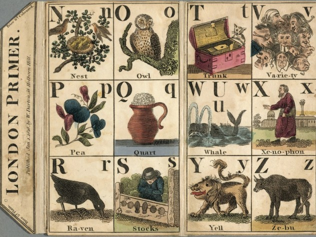 The <em>London Primer</em> (1818)