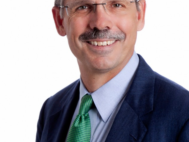 Glenn H. Hutchins '77, J.D.-M.B.A. '83, co-chair of the FAS capital campaign
