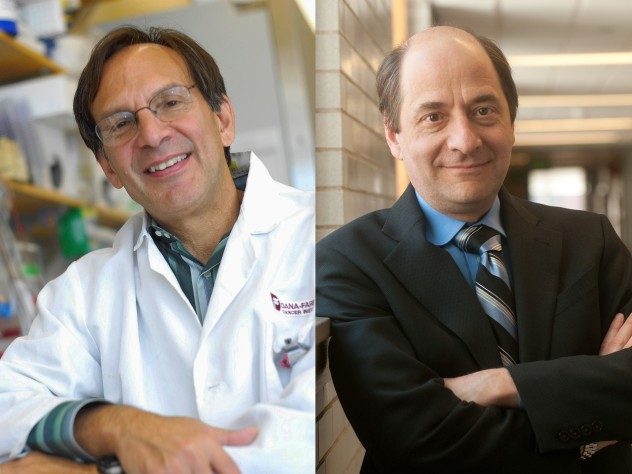 Bruce Spiegelman and Michael Greenberg