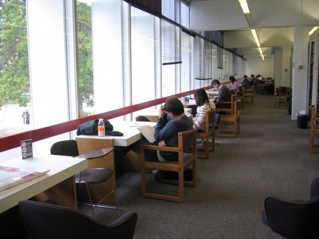 "Collaborative spaces for ""making and doing"" will be part of the reimagined library."