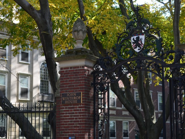 Winthrop House Gate