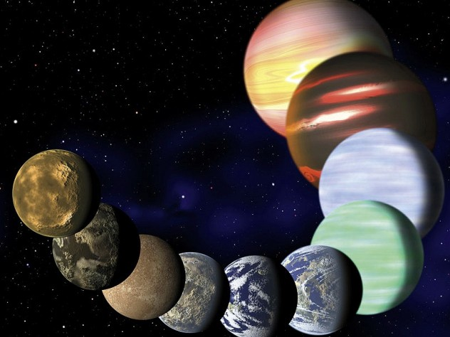 Explore the lives of the planets at the Harvard-Smithsonian Center for Astrophysics