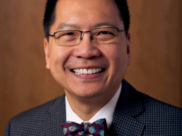 Photograph of Giang T. Nguyen