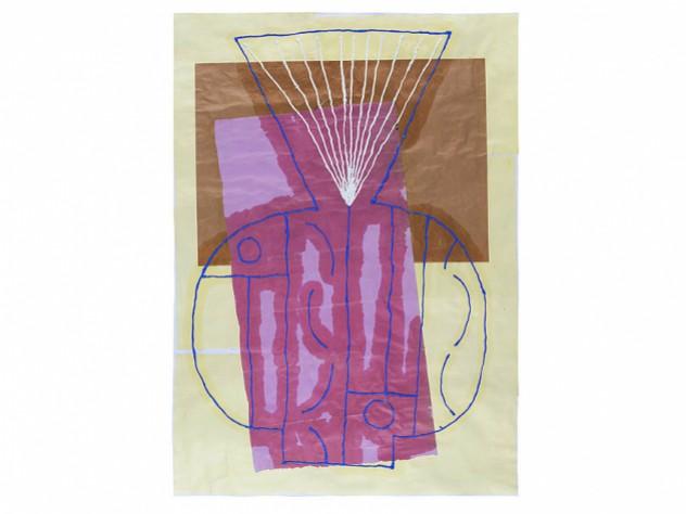 Vase, an art piece by Max Freund