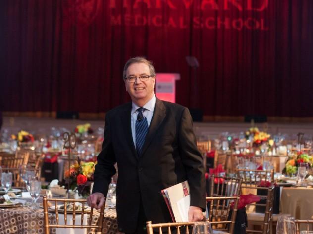 Harvard Medical School dean Jeffrey S. Flier