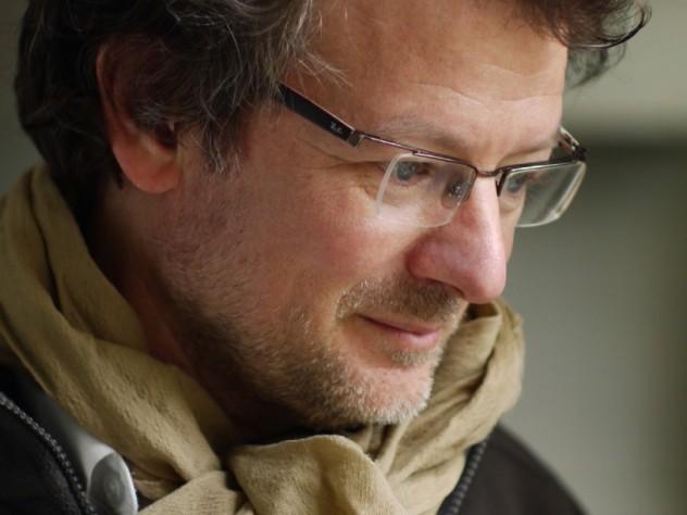 Portrait of director Laurent Bécue-Renard