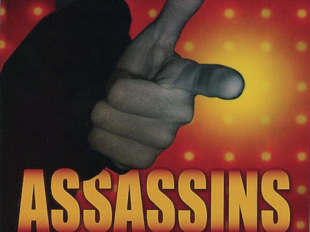 A 2004 poster for <em>Assassins</em>