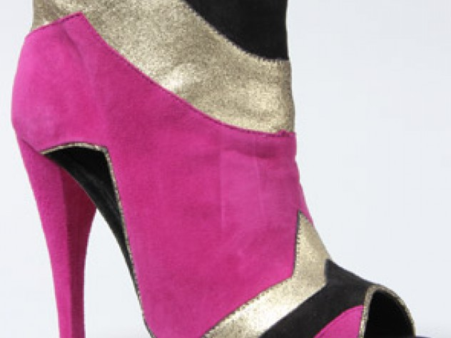The Runway Shoe by Blonde Ambition