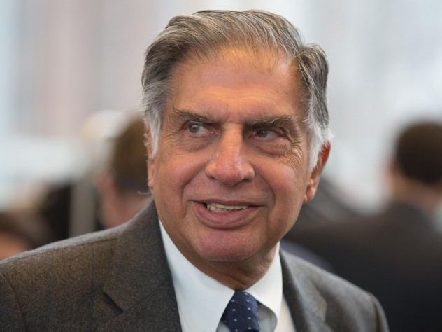 Benefactor Ratan Tata