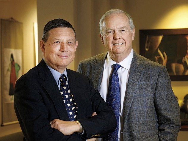 Like the Taylors, the Ash Center's David Dapice and Thomas Vallely have for decades worked on Asian development and policy reform in challenging contexts.