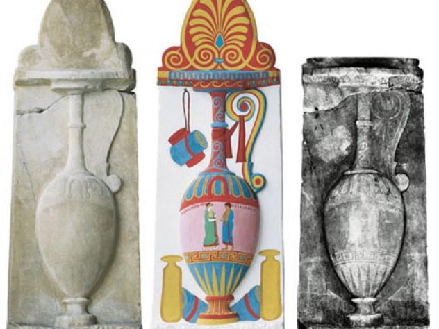 Amazing Greek Marble Art
