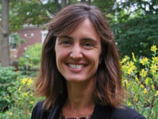 Portrait of Rachel Gable, author of new book on first-generation students at elite colleges