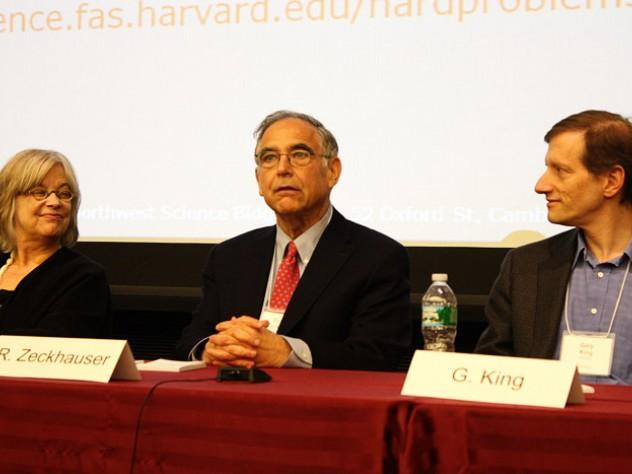 Susan Carey, Richard Zeckhauser, and Gary King