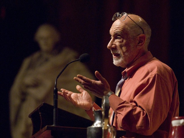 2009 Phi Beta Kappa poet Albert Goldbarth