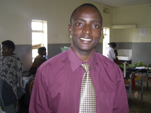 Must internist Conrad Muzoora, who just completed his five-year term as a Global Health Scholar