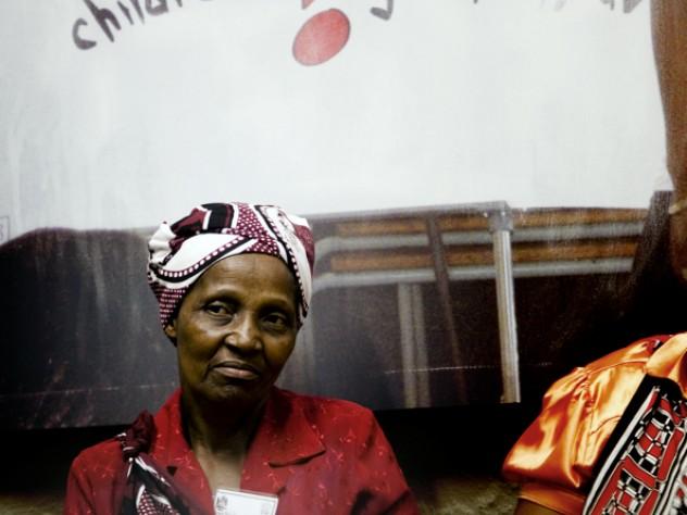 Traditional healer Makhosi Ngobo