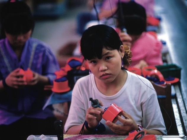 Manufacturing toys, Shenzhen