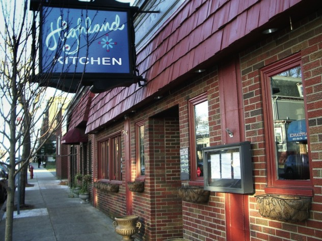 highland kitchen blends into the neighborhood but stands out for its cooking - Highland Kitchen