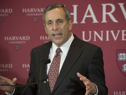 The Presidents We Pick | Harvard Magazine