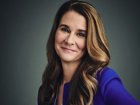 Photograph of Melinda Gates