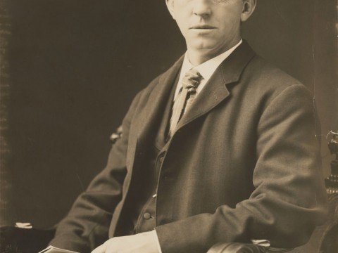 """As dean of Harvard College at the turn of the twentieth century, LeBaron Russell Briggs (a member of the College class of 1875) believed that the """"unwritten and unspoken purpose"""" of the College was """"not so much intellectual as moral; and her strongest hope is to stamp her graduates with an abiding character."""""""