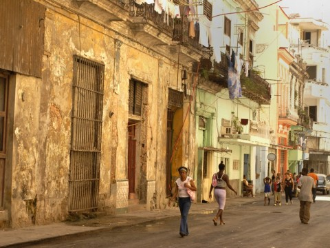 Scenes from Havana, taken in March 2007