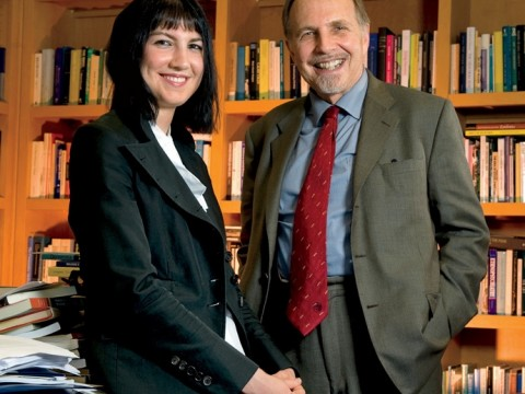 Student and mentor:  Darja Djordjevic and Arthur Kleinman