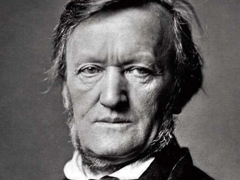 Photograph of Richard Wagner